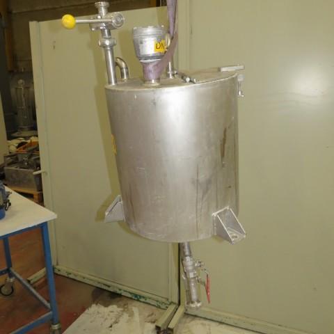 R11DB22669  Cuve inox capacité 50 litres