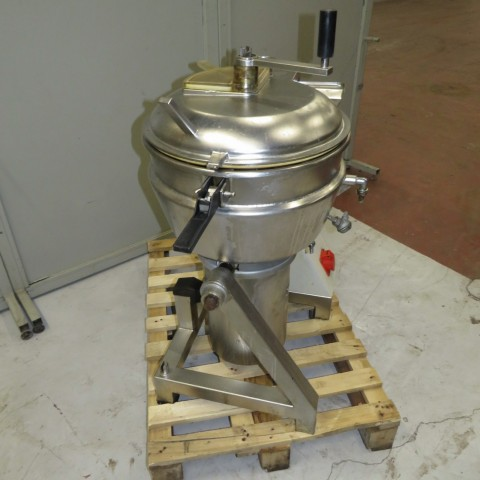 R6ME6378  Stainless steel CUTTER STEPHAN mixer 40 litres