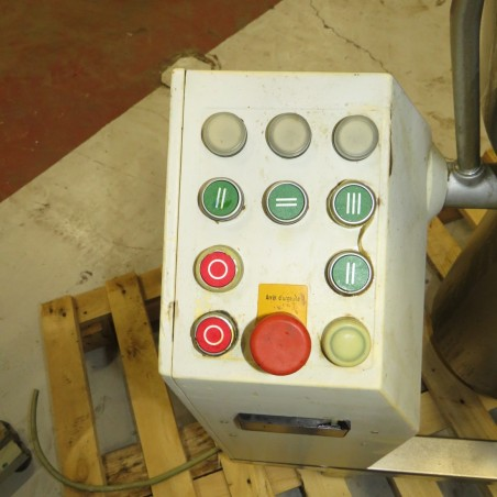R6ME6378 Mélangeur cutter STEPHAN inox 40 litres