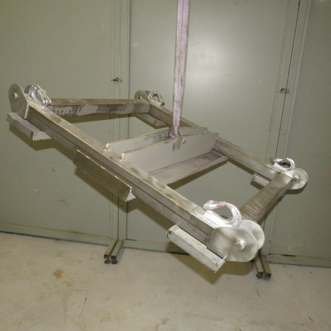 R15A1040 Stainless steel spreader