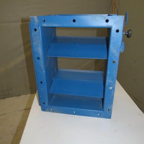 R15A1042  Claplet de ventilation acier