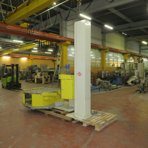 R11L1261  ATECMAA wrapping machine BFAL 4300 PE type