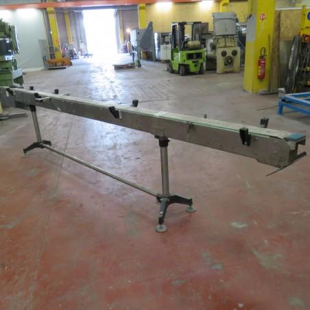 R4FB1172 Stainless steel belt conveyor
