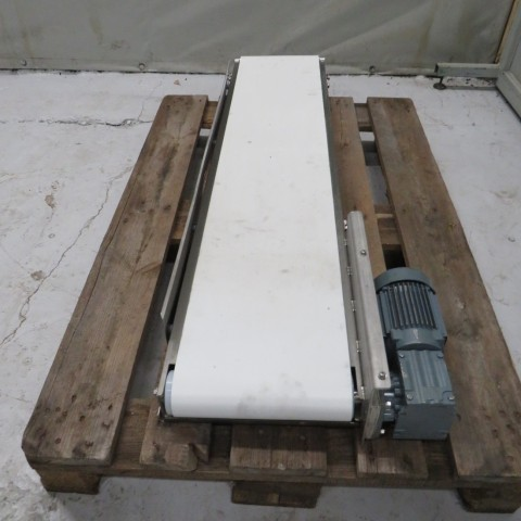 R4FB1174 Stainless steel belt conveyor