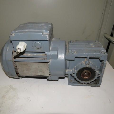 R12MA2770 SEW geared motor WA20 DR63L4 type