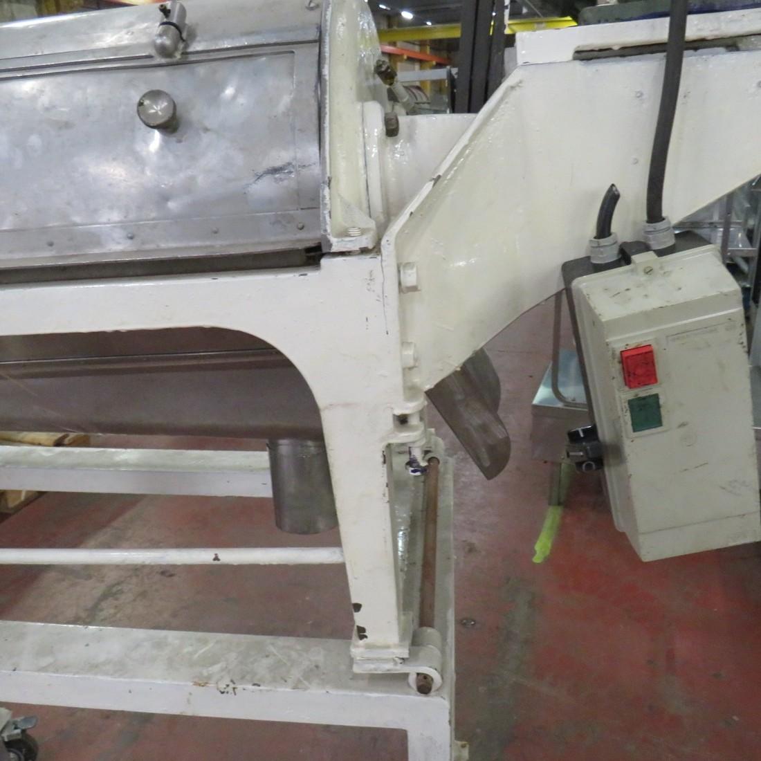 R6SR59 Stainless steel rotary sieve
