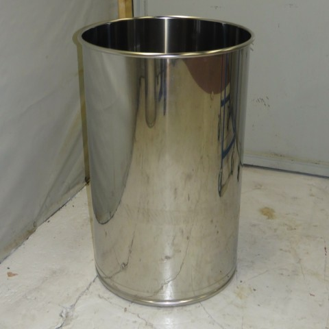 R11DB22672 Stainless steel vessel 200 litres