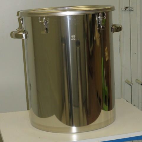 R11DB22671  Cuve en inox 100 litres
