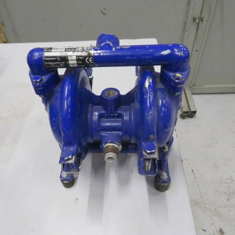 R10G798 Pompe à membranes inox 316 L DEPA type DL15-SA-BBR