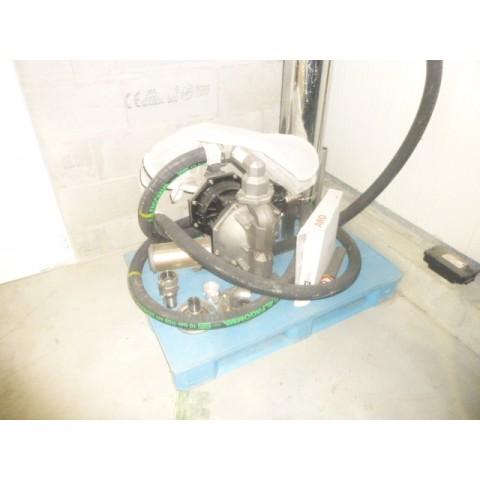 R15A1044  Set diaphragm pump and monopoche filter