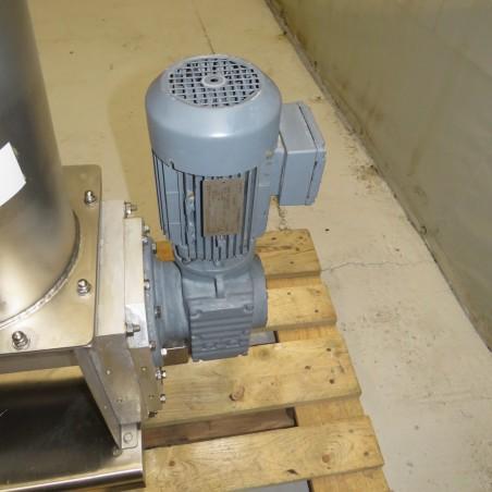 R6VB837 Stainless steel ESTEVE Powder dosing machine Ø 50mm - Hp 0.75