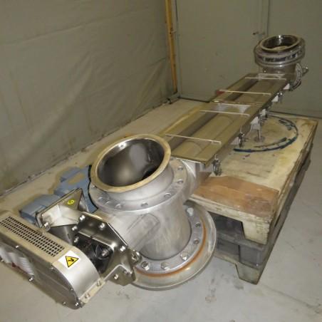R4S1081 Vis inox CORNELOUP - Ø 195 x 2050 mm