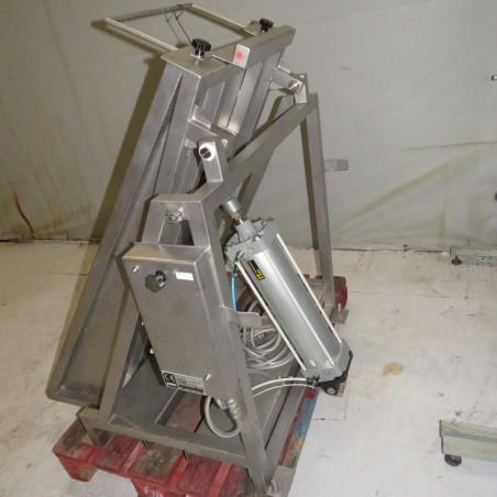 R4C45 CERAM Stainless steel Pneumatic bag tilting type BF SC 200/150