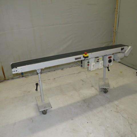 R4FB1175 Convoyeur à bande PAVARD 200 x2140 mm