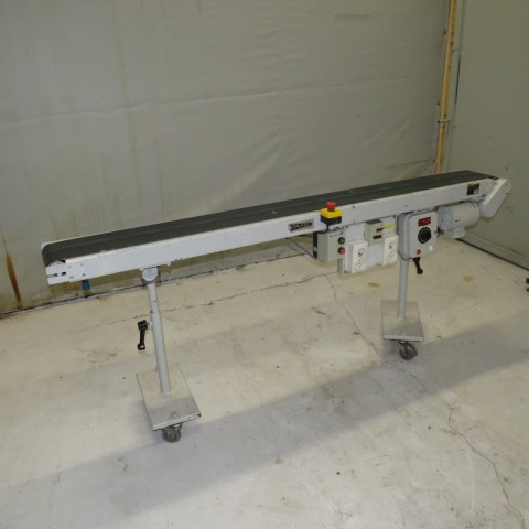 R4FB1175 PAVARD belt conveyor 200 x 2140 mm