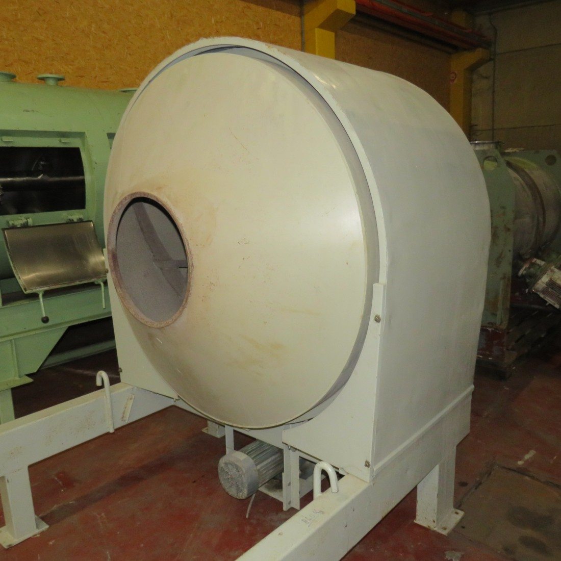 R6MC988 Rotary Mixer IMER 2  -betonmatik typ