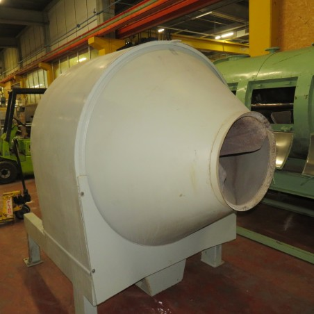 R6MC988 Steel Rotary Mixer IMER 2  -betonmatik typ
