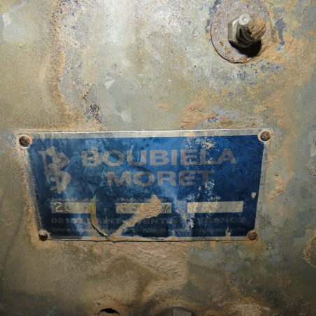 R4S1084 Mild steel trough screw BOUBIELA MORET