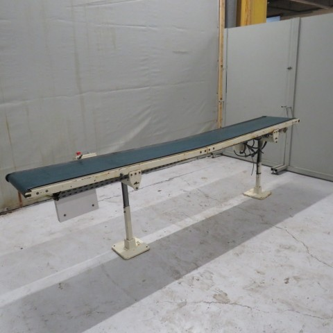 R4FB176 Belt conveyor lenght 3050 mm width 400 mm