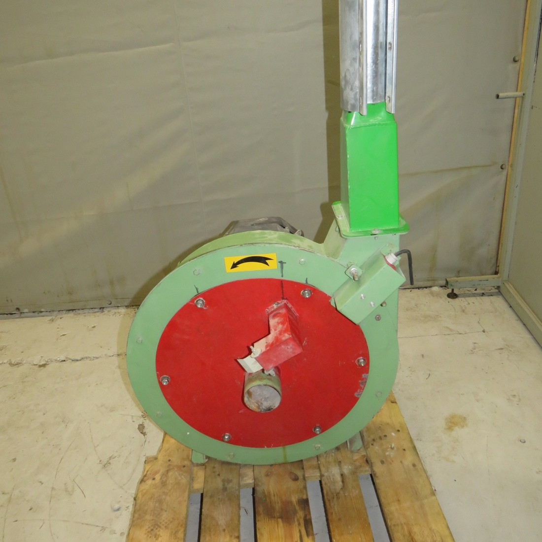 R6BA854 Mild steel Hammer mill TOY 11 kw