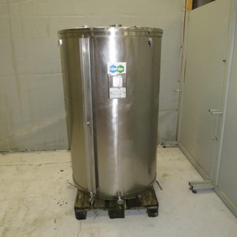 R11DB22675 Cuve INOX VATRON-MAU 1000 litres