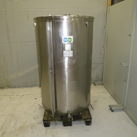 R11DB22675 Stainless steel tank  1000 liters