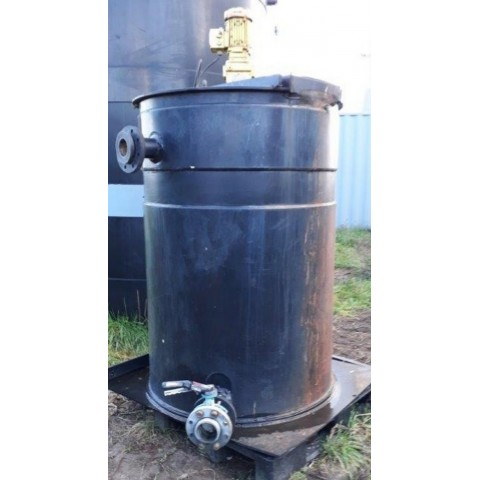 R6MA6144 PEHD   mixing tank 1200 liters visible by appointment