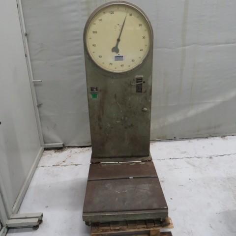 R14T922 Scale ATEM capacity 10 -120 kg