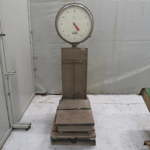 R14T923 scale TROUVE capacity 10-120 KG