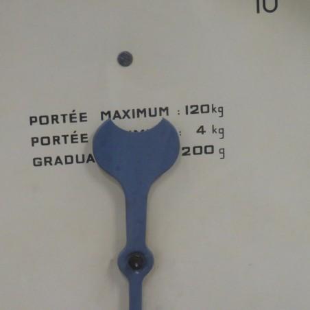 R14T924 Scale TESTUT capacity : 4-120 kg