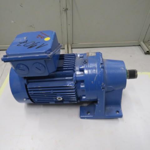R12MA2781 CYCLO DRIVE geared motor Type CNHMS01 rpm 130-hp 1