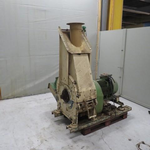 R6BA855 PROMILL Mild steel Hammer mill HP 50 RPM 3000