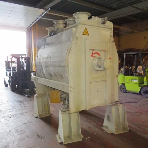 R6MK1413 Mélangeur à rubans Inox DRAIS -2500 litres -30 kw