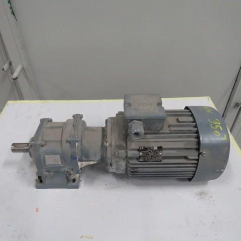 R12MA2789 Motoréducteur VEM - 3 kw-350 t/min