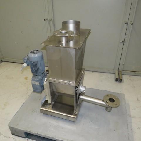R6VB838 Doseur INOX Ø vis 50 mm- 31 t/min