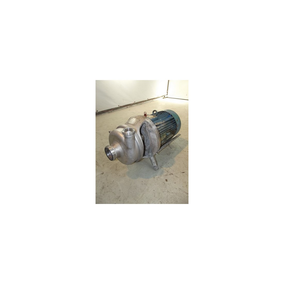 pompe centrifuge apv type  puma taille 2