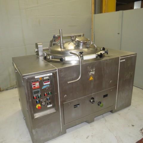 R6ME6340 Fondoir électrique 3C inox 475 litres avec double enveloppe