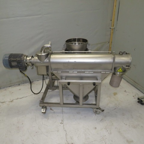 R6SR61 Tamiseur centrifuge CERAM inox 0.75 kw -650 t/min