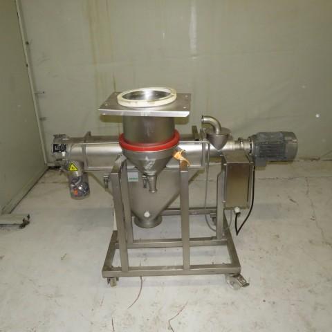 R6SR62 Tamiseur centrifuge CERAM inox 0.75 kw -650 t/min