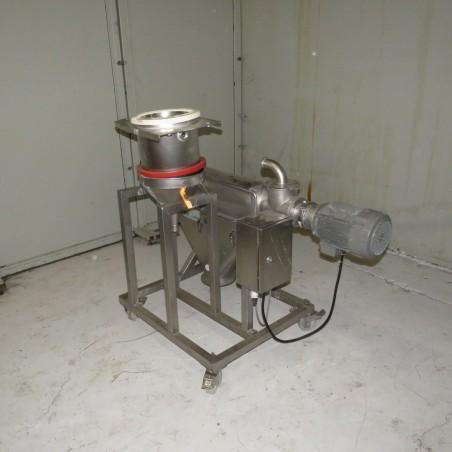R6SR62 CERAM stainless steel centrifugal screen hp 1-rpm 650