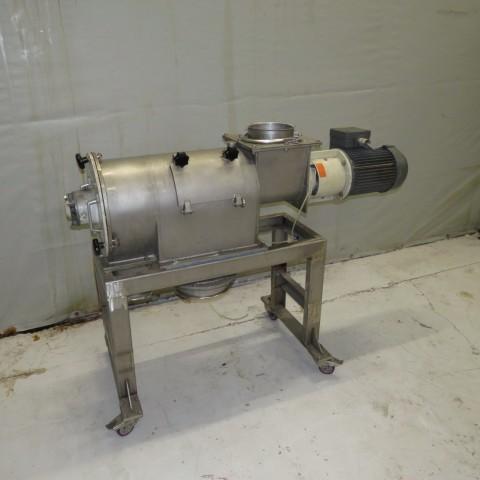 R6SR60 Tamis rotatif AZO inox 1.5 kw -700 t/min