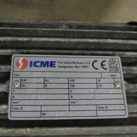 R6VB841 stainless steel dosing machine hp 1.5 screw Ø 100