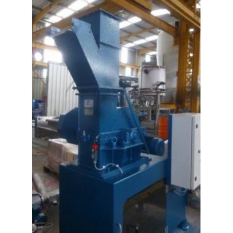 R6BA856 FORPLEX horizontal Hammer mill type MA4/2 Visible by appointment