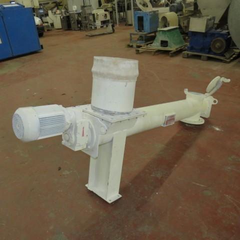 R4S1087 Vis acier sous tube CORNELOUP Ø 200 mm -