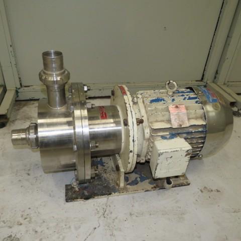 R6BH858 Broyeur homogénéiseur SILVERSON Type 450 C