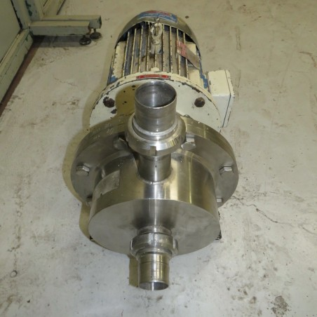 R6BH858 homogenizer mill Type 450 C