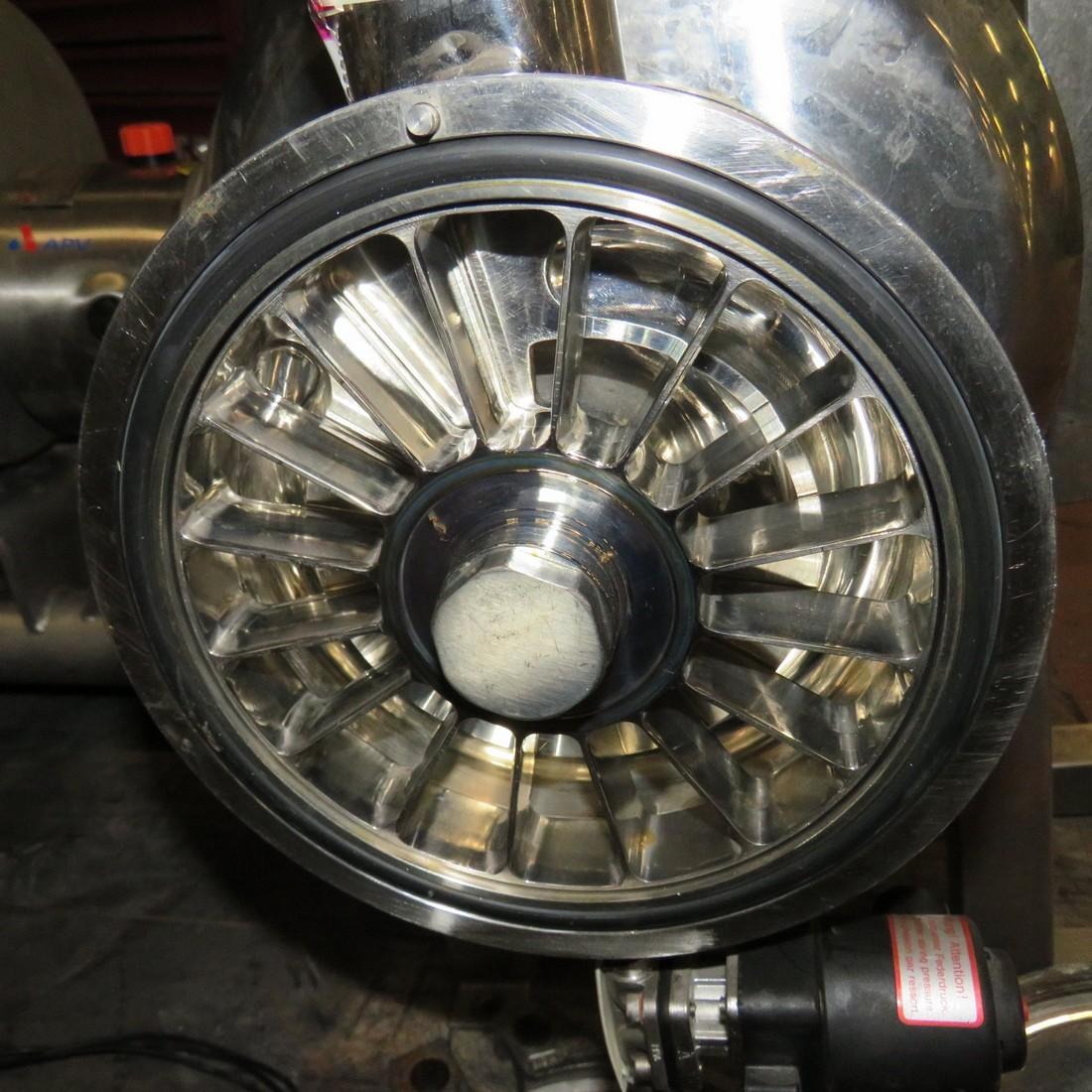 R10VA1272 Stainless steel self-priming CSF pump Type AS50.4.3 / B.NPT83