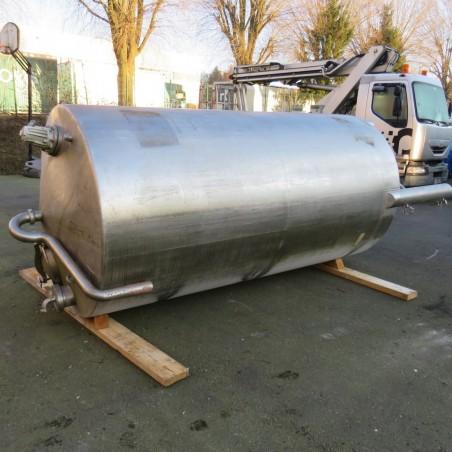 R11DB22676 Stainless steel tank 5500 liters