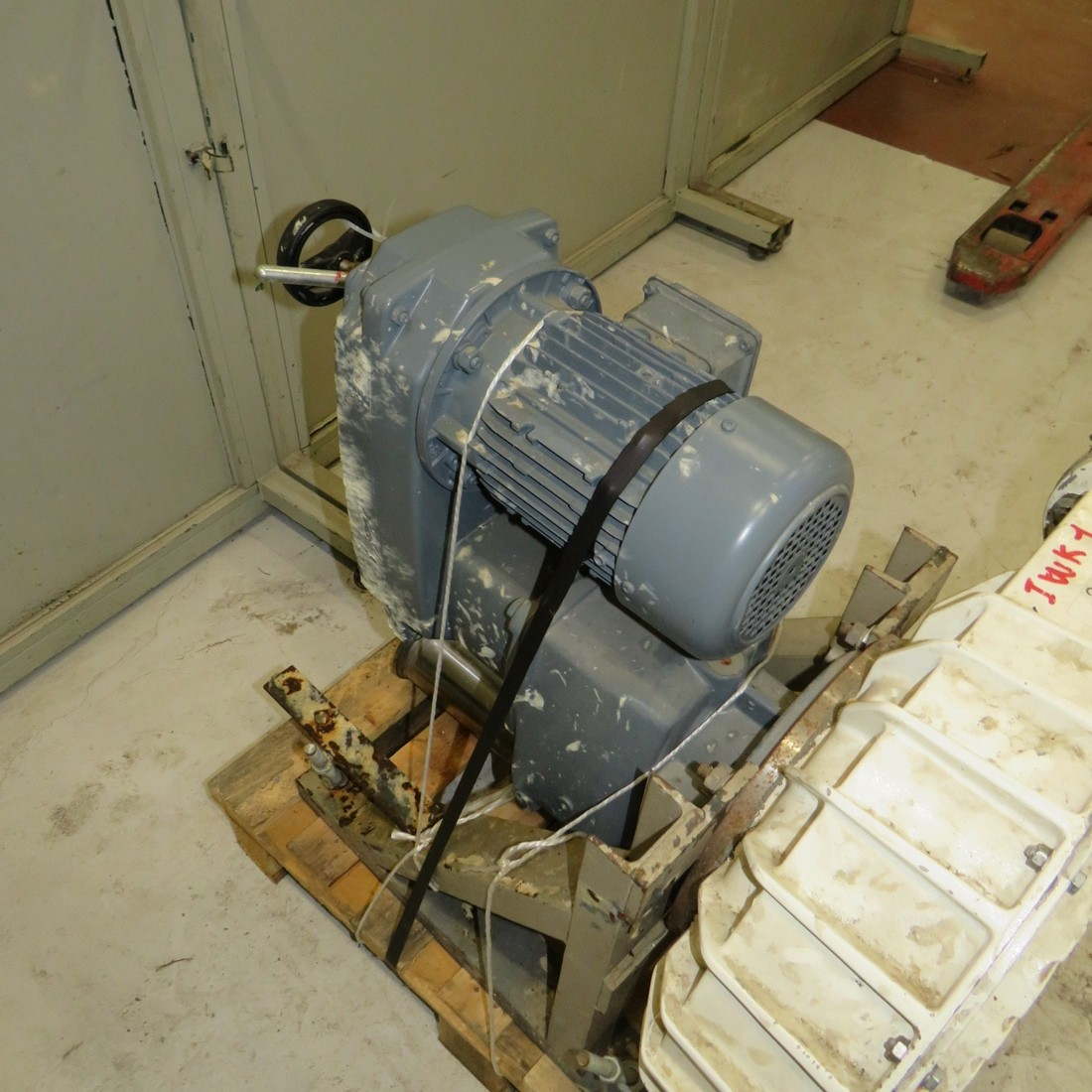 R10DC874 DELASCO Peristaltic pump TYPE DSC45